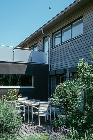 Neubau Einfamilienhaus mit Garage in Kempten